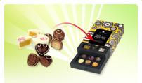schokolade selbst gestalten die pers nliche schokolade geschenke. Black Bedroom Furniture Sets. Home Design Ideas